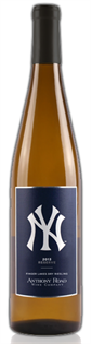 NY Yankees Riesling Dry Reserve 2013 750ml